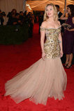 May 2012, The Met Gala in New York City