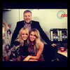 Celebrity Twitter and Instagram Pictures Week Nov 23, 2012