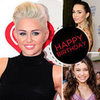 Pictures of Miley Cyrus and Her Different Hair Looks