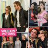 Celebrity Pictures: Rob &amp; Kristen, Miranda Kerr &amp; Flynn