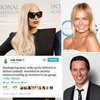 Best Celebrity Tweets: Lara Bingle, Lady Gaga, Harry Styles