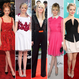 Year Of Style: Emma Stone In Chanel, Gucci, Burberry & More: