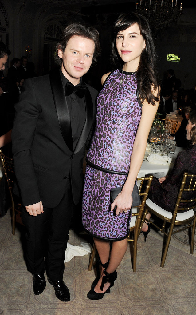 Christopher Kane and Caroline Sieber
