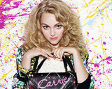 AnnaSophia Robb as Carrie on The Carrie Diaries.