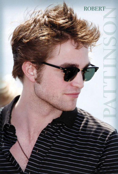 Robert Pattinson Poster Print ($7)