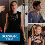 "Top OMG Moments From Gossip Girl Episode ""Save the Last Chance"""