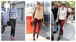 Taylor Swift Puts Her Spin on This Season's Must-Have Hue — Burgundy