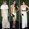 Celebrities at London Evening Standard Theatre Awards 2012