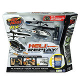 For 9-Year-Olds: Air Hogs Heli Replay Radio Control Helicopter
