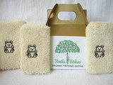 Bodhi Babies Organic Cotton Teething Cloths