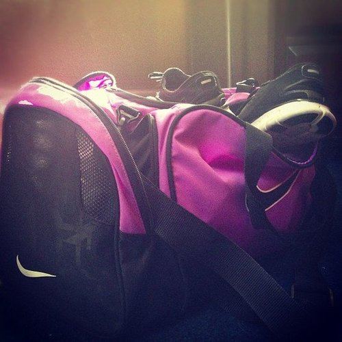 Winter Gym Bag Essentials