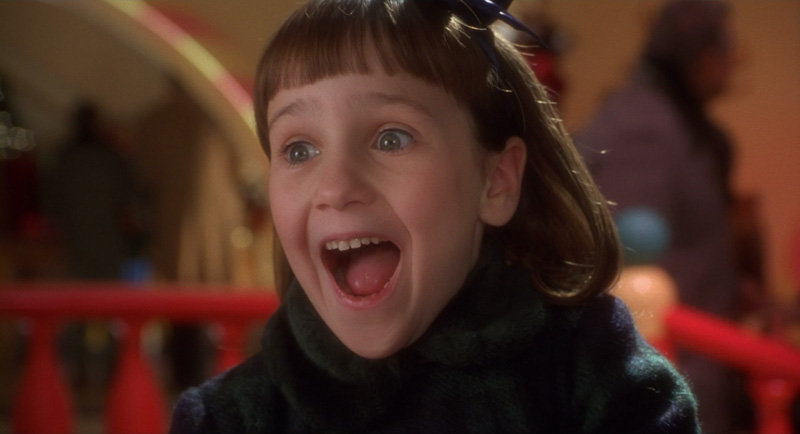 Mara Wilson in Miracle on 34th Street