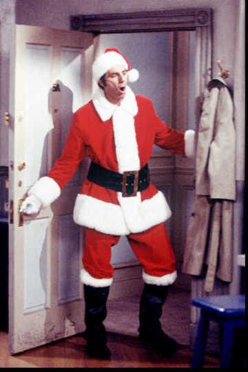 Kramer as Santa