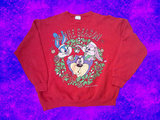 Tiny Toons Christmas Sweatshirt