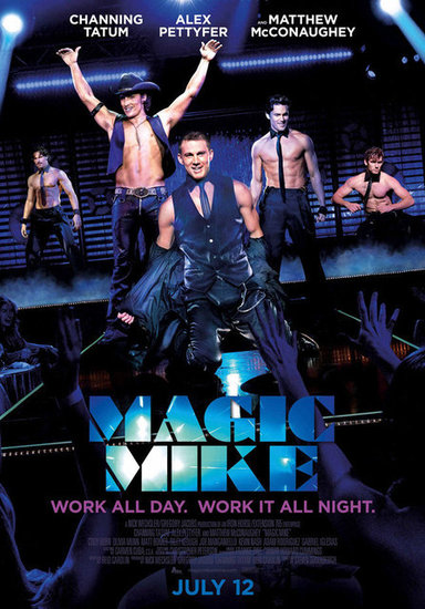 Magic Mike Movie Poster ($12)