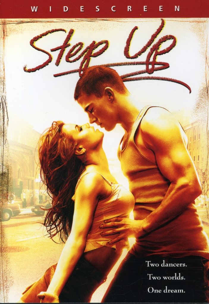 Step Up DVD ($15)