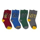 House Socks Four-Pack ($25)