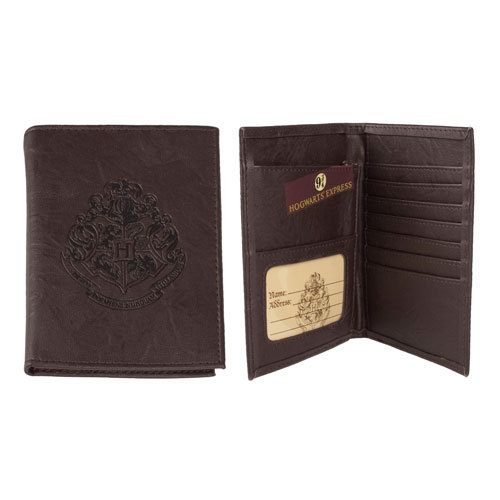 Harry Potter Hogwarts Wallet ($17)