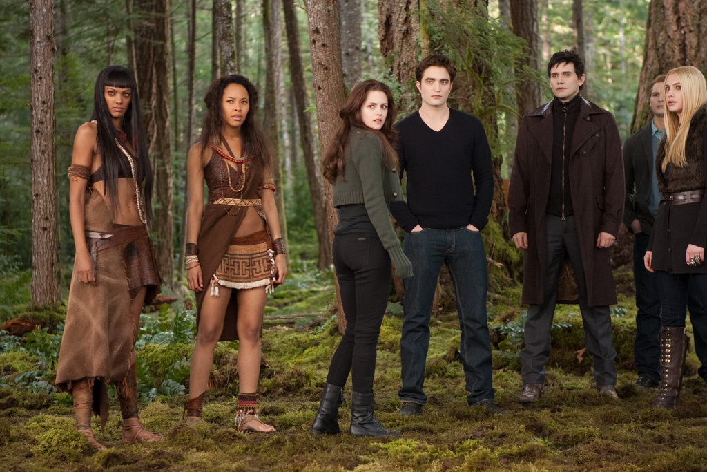 Best Twist: Breaking Dawn Part 2
