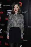 Rose Byrne attended the Killing Them Softly screening in NYC.