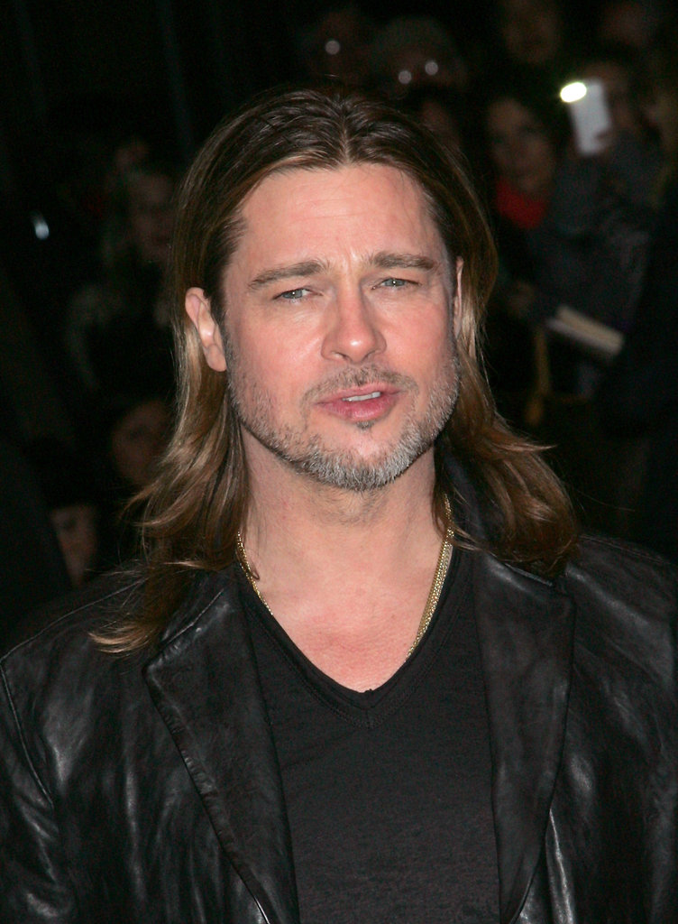 Brad Pitt was out in NYC for the screening of his latest film Killing Them Softly.