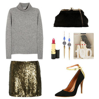 Party Outfit Idea | Nov. 28, 2012