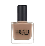 We love the neutral tone of RGB Cosmetics's Toast Nail Color ($16).