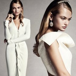 Roland Mouret's Bridal Collection