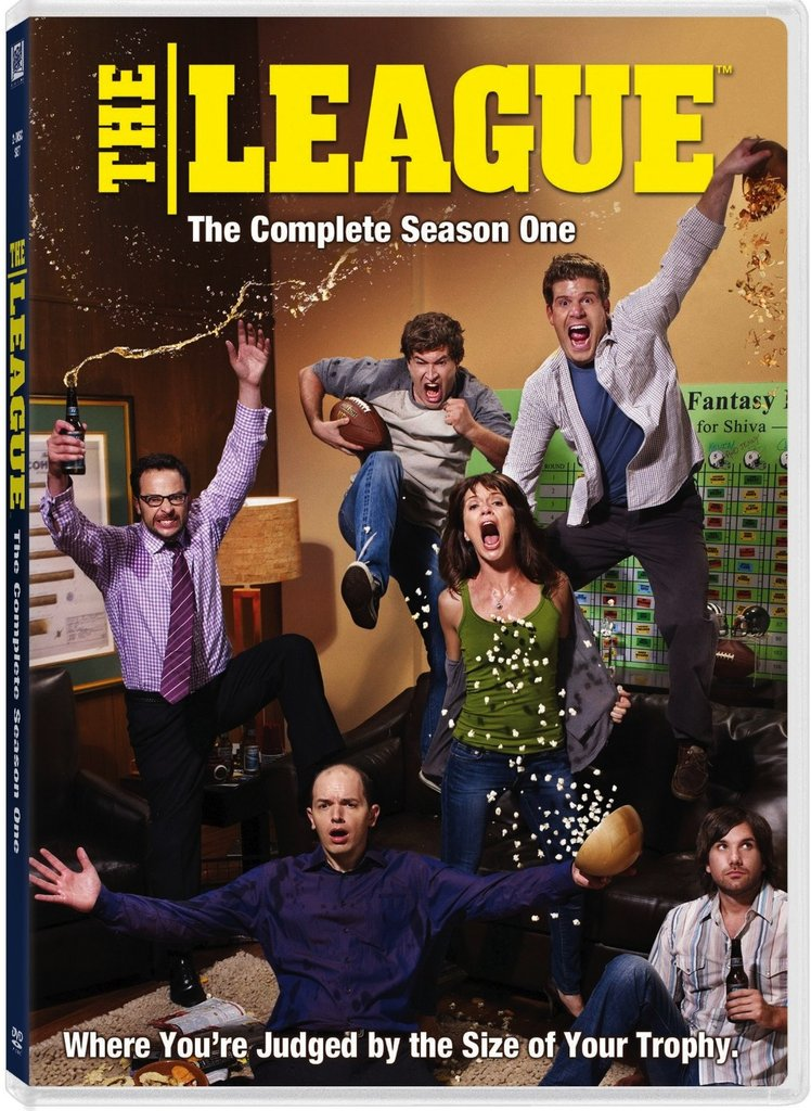 Complete Season One DVD ($9)