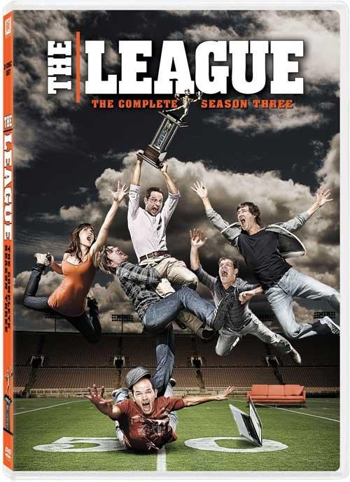 Complete Season Three DVD ($10, originally $30)