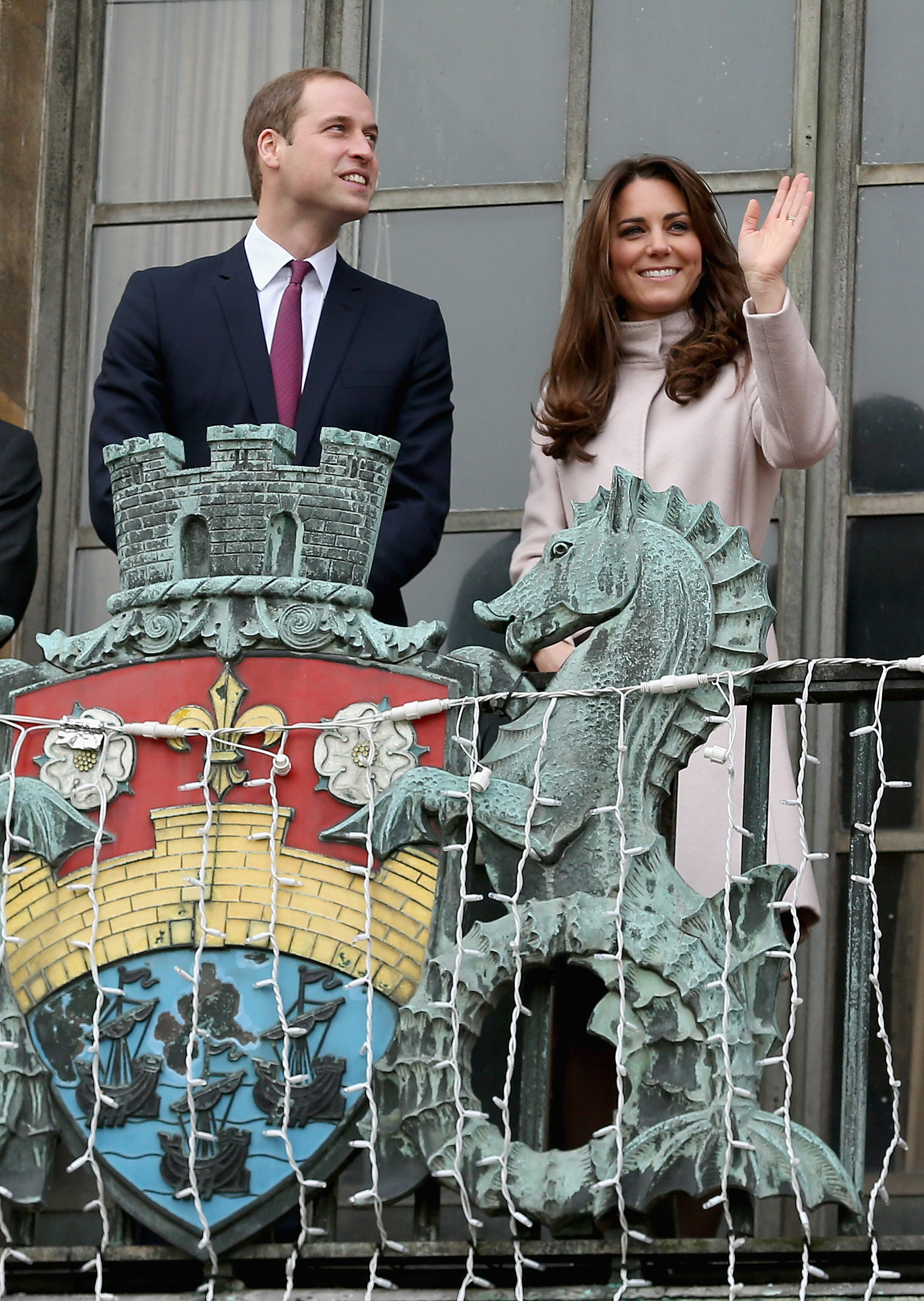 Kate Middleton and Princ