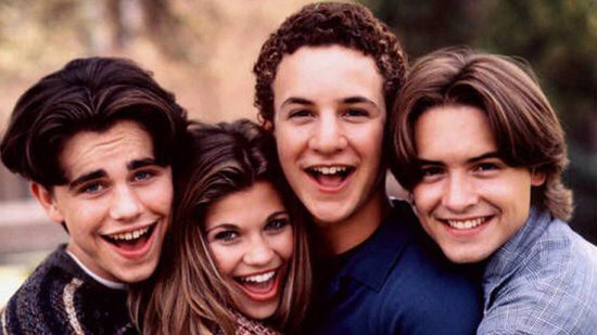 Video: Boy Meets World Gets a Spinoff! Which '90s Shows Should Be Next?