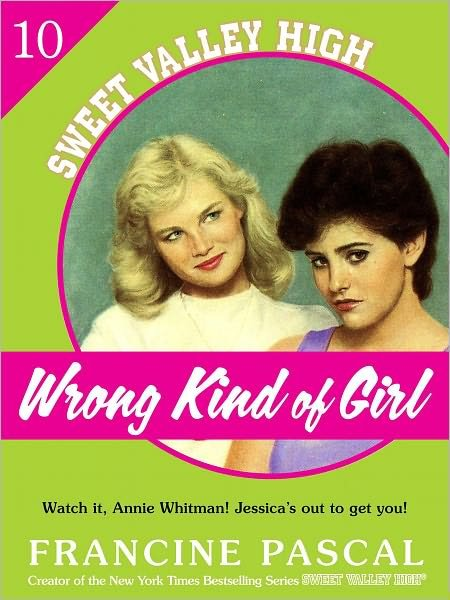 Wrong Kind of Girl ($3) for Nook, Kindle, and iOS.