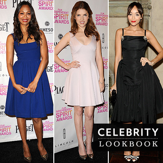 Fit-and-Flare Dress Trend  | Fall 2012