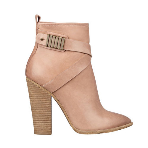 Nine West's Canyon Boot ($135, originally $299) gives off that Western flair we're all craving this season, but in a soft pink hue.