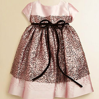 Sequin Dresses and Accessories For Little Girls