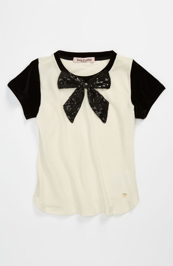Juicy Couture Fashion Bow Top