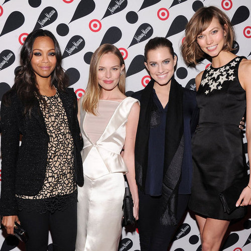 Target and Neiman Marcus Launch Event Celebrity Pictures