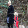 Gwen Stefani and Zuma Rossdale With New Pomeranian Dog