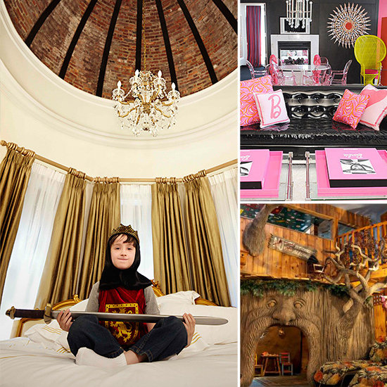 12 of the Most Amazing Hotel Rooms For Kids