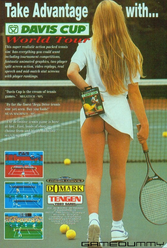 Not wearing underwear during a tennis match doesn't seem like a good idea.