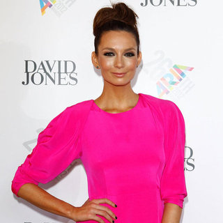 Pictures of  Ricki Lee Coulter at the 2012 ARIA Awards