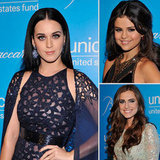 Katy Perry, Selena Gomez & More at the Unicef Snowflake Ball