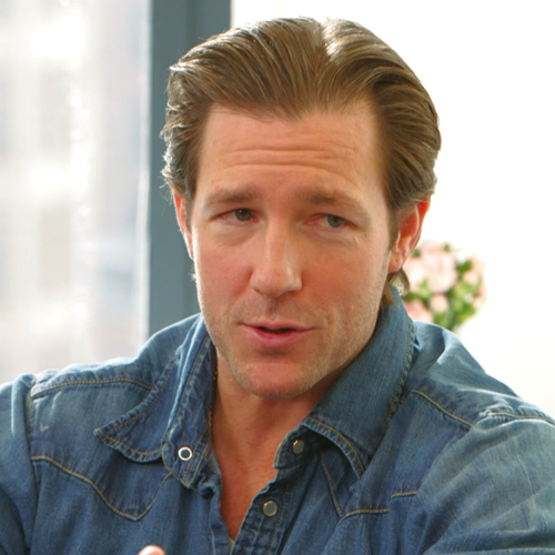Video Interview: Ed Burns On Christmas & Christy Turlington