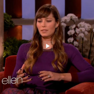 Jessica Biel Talks Marriage on Ellen | Video