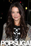 Katie Holmes Opens Dead Accounts With Her Parents' Support