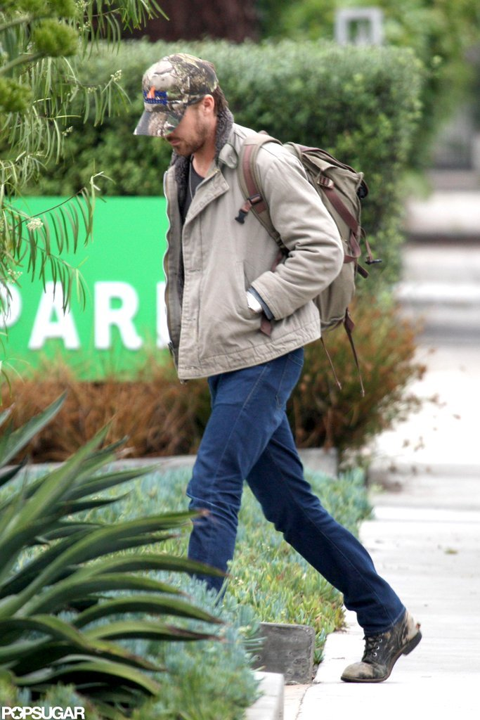 Ryan Gosling and Eva Mendes Return to LA to Prep For a Big Year