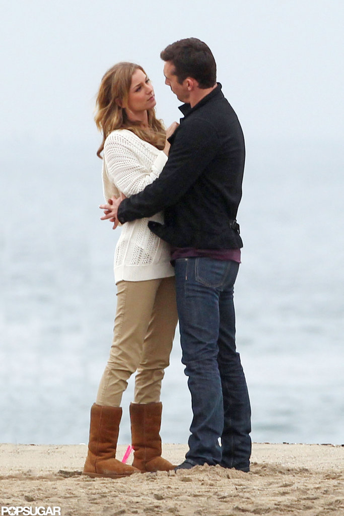 Emily VanCamp and Revenge costar Barry Sloane got close on set.