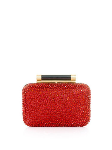 Every girl needs a dazzling clutch, and I think I found my perfect one in this bright red Diane von Furstenberg Tonda crystal leather clutch ($411). It'll pair nicely with every imaginable party dress, but I'd also love to wear it with my more casual daytime outfits, too. — Chi Diem Chau, associate editor