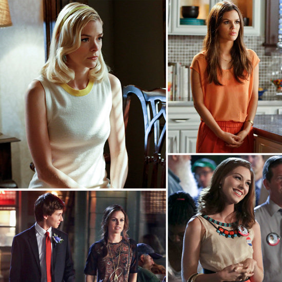 Steal Hart of Dixie's season-two style.